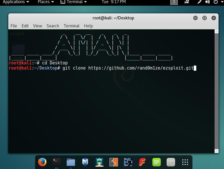 Hack mobile phone using Kali linux and Ezsploit | CYBROT
