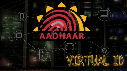 How Aadhaar virtual ID solve privacy problems